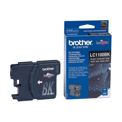 Brother LC1100BKBP2 | Cartouche d\'encre originale | Noir