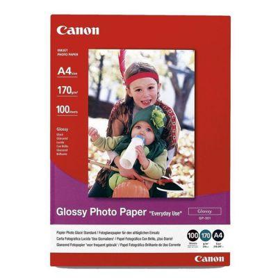 image Canon GP-501 Papier Photo Glacé Format A4 (100 feuilles)
