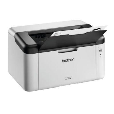 image Brother HL-1210W Imprimante Laser - Compacte et Élégante - Monochrome - Haute Qualité - A4 - Iprint&Scan