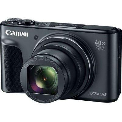 image Canon Powershot SX730 Appareil Photo Numérique Compact Noir