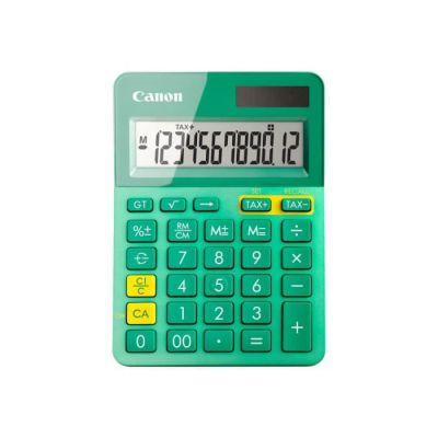 image Canon - Calculatrice, couleur : turquoise, référence : LS-123-MTQ EMEA DBL