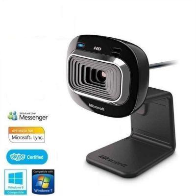 image Microsoft LifeCam HD-3000 - Webcam HD 720p