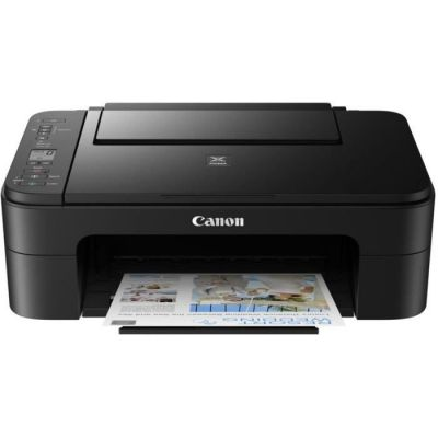 image CANON Imprimante multifonctions 3 en 1 PIXMA TS3350 - Jet d'encre - WIFI - Noir