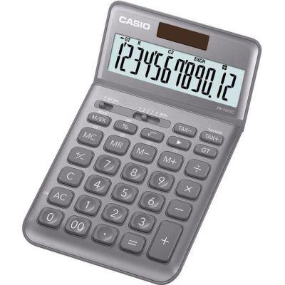 image Casio JW 200 SC GY Calculatrice de bureau Gris