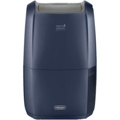 image De'Longhi DDSX220WF Purificateur et Déshumidificateur 2 en 1 Multifonction 21 L/D Écran LED 3 vitesses et auto-ventilation Poignée de transport gaz écologique Wi-Fi App pour Smart Home