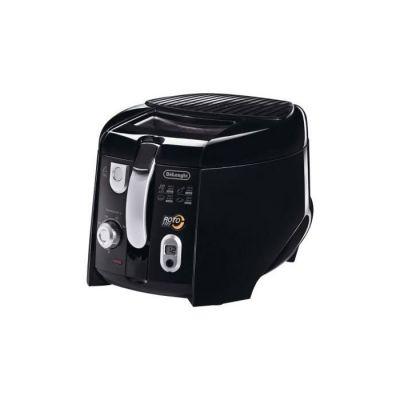 image Delonghi F28533.BK Friteuse domestique Noir 1,3 L 1800 W