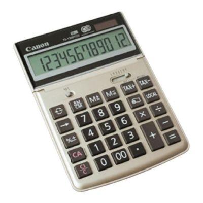 image Canon TS-1200TCG calculatrice