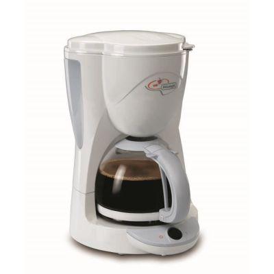 image Delonghi ICM2.1 Cafetière filtre de 10 tasses Blanc 1000 W