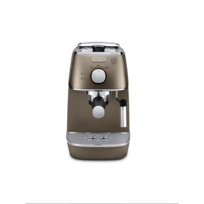 image Delonghi ECI341.BZ Distinta Machine à Café, 1100 W, Bronze