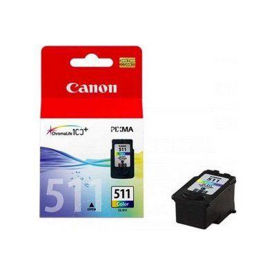 image Canon CL-511 Cartouche Couleur (Pack plastique sécurisé)