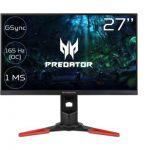 """image produit Ecran PC 27"""" Acer Predator XB271HUAbmiprz - WQHD, 144 Hz, Gsync, Dalle TN"""