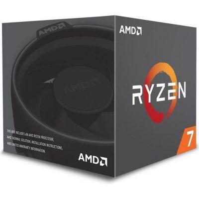 image AMD Processeur Ryzen™ 7 1700 avec refroidisseur Wraith Spire - 65W - 3GHz - Turbo 3,7GHz - Socket AM4 - YD1700BBAEBOX