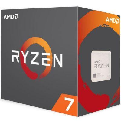 image AMD Processeur Ryzen™ 7 1800X - 95W - 3,6GHz - Turbo 4GHz - Socket AM4 8/16 Core - YD180XBCAEWOF