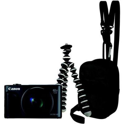image PowerShot SX730 HS Noir Travel Kit