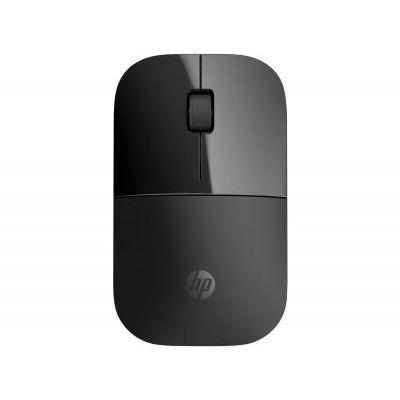 image HP Z3700 - Souris Sans Fil Noire (USB, 1200 DPI, Ambidextre)