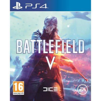 image Jeu Battlefield V sur Playstation 4 (PS4)