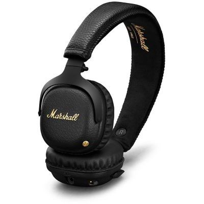 image Marshall Mid Active Noise Cancelling (A.N.C.) Headphones with Bluetooth - Noir