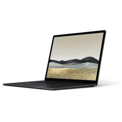 """image Microsoft Surface Laptop 3 (Windows 10, écran tactile 15"""", AMD Ryzen 5, 8Go RAM, 256Go SSD, Noir, finition Métal, clavier AZERTY français) L'ordinateur portable fin, léger & performant"""