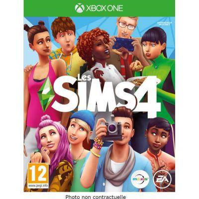 image Jeu Sims 4 sur Xbox One