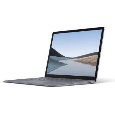 "image Microsoft Surface Laptop 3 (Windows 10, écran tactile 13"", Intel Core i5, 8Go RAM, 256Go SSD, Platine, finition Alcantara, clavier AZERTY Fr)"