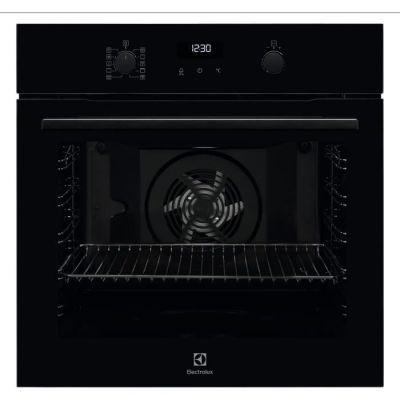 image ELECTROLUX  EOF6P40Z - Four électrique encastrable - chaleur pulsée - 72L - Pyrolyse -  A+ - écran LCD - porte froide