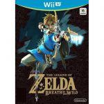 image produit The Legend of Zelda : Breath of the Wild Jeu Wii U