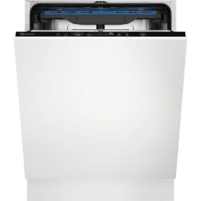 image ELECTROLUX - EES48200L- Lave vaisselle encastrable QUICKSELECT- 14 couverts - 46 dB - A++ - Moteur inverter - Blanc