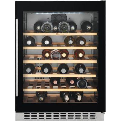 image ELECTROLUX ERW1573AOA - Cave à vin de service - 52 bouteilles - Encastrable - L 60 x H 82,2 cm