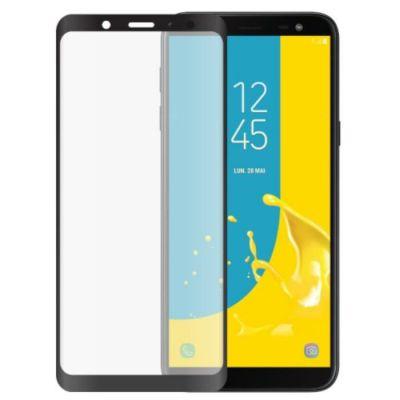 image Bigben Connected Protège-écran en Verre trempé 2.5D pour Samsung Galaxy J6+ (2018) - Noir