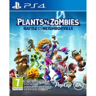 image Jeu Plants vs Zombies : La bataille de Neighborville  sur Playstation 4 (PS4)