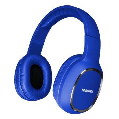 image TOSHIBA RZE-BT160H Casque Arceau Sport - Bluetooth - Bleu