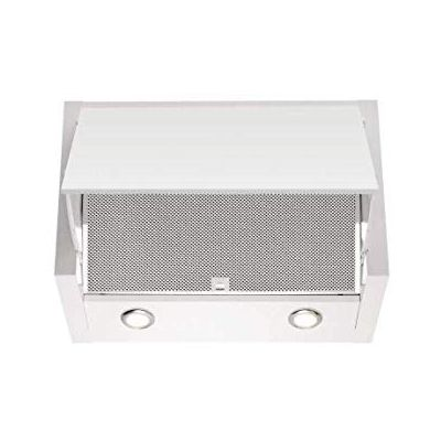 image ELECTROLUX LFE116W-Hotte escamotable-Evacuation / Recyclage-730 m3 air max / h en intensif-71 dB max-3 vitesses+1-L 60 cm-Inox