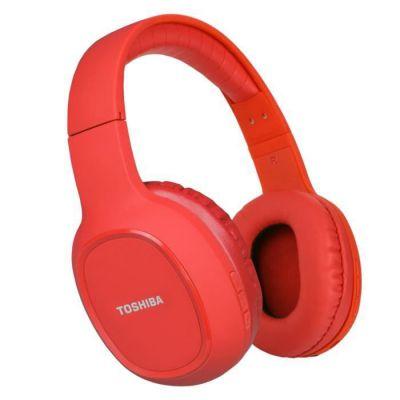 image TOSHIBA RZE-BT160H Casque Arceau Sport - Bluetooth - Rouge