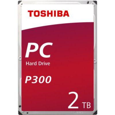 "image Toshiba P300 2 To Disques internes (8,9 cm (3,5""), SATA)"