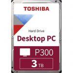Toshiba P300 3 To Disques internes (8,9 cm (3,5
