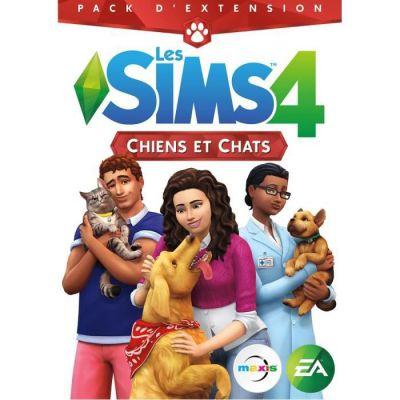 image Jeu Les Sims 4 : Chiens et Chats - Code de Téléchargement pour PC