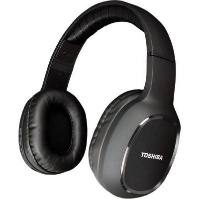 image Toshiba RZE-BT160H Casque Arceau Sport - Bluetooth - Noir