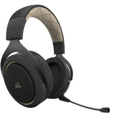image Corsair Casque Gaming HS70 Pro Wireless, Crème