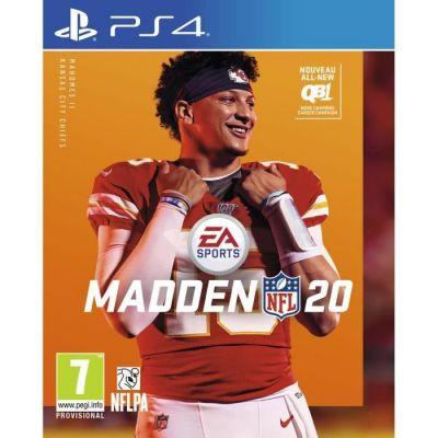 image Jeu Madden NFL 20 sur PlayStation 4 (PS4)