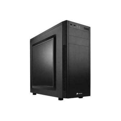 image Corsair Carbide 100R Boîtier PC Gaming (Fenêtré Moyenne Tour ATX) Noir
