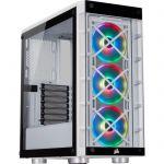 image produit Boitier PC Corsair iCUE 465X - Blanc