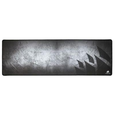 image Corsair MM300 Tapis de Souris Gaming (Extended, Anti-Effilochement) Noir/Gris