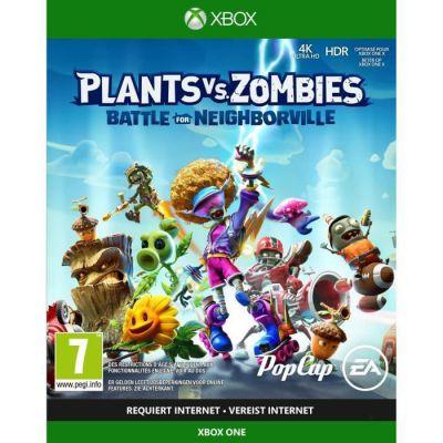 image Jeu Plants vs Zombies : La bataille de Neighborville pour Xbox One