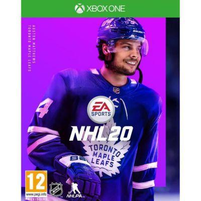image Jeu NHL 20 pour Xbox One