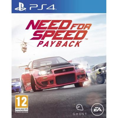 image Jeu Need for Speed Payback sur Playstation 4 (PS4)