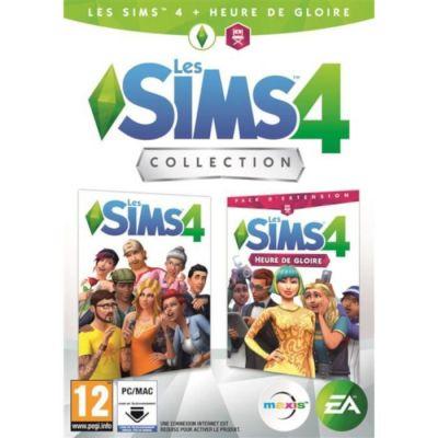 image Jeu Les Sims 4 + Les Sims 4 Heure de Gloire - Code de Téléchargement pour PC