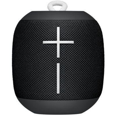 image Ultimates Ears Wonderboom enceinte portable Bluetooth, Son étonnamment puissant, Etanche, Connectez deux enceintes pour un son plus puissant, Batterie 10h - Noire