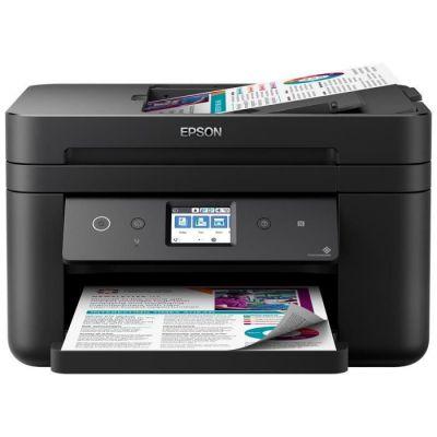 image EPSON Imprimante multifonction 4-en-1 Workforce WF-2860 - Jet d'encre - Couleur