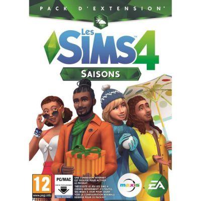 image Jeu Les Sims 4 : Saisons - Code de Téléchargement pour PC