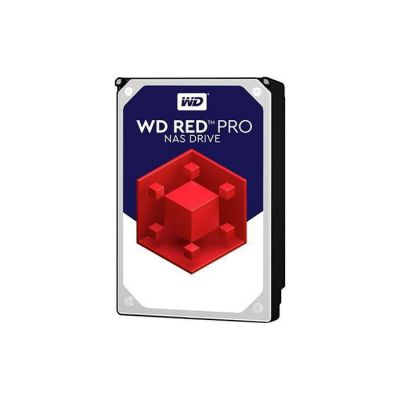 "image produit Western Digital Rouge Pro 8To 3.5"" NAS Disque dur interne - 7200 RPM - WD8003FFBX"